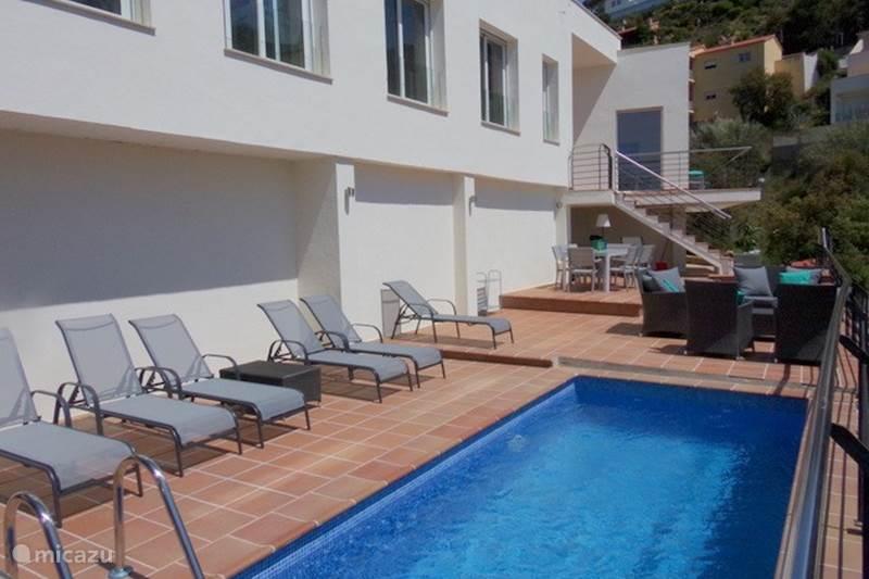 Vakantiehuis Spanje, Costa Brava, Lloret de Mar Villa Lovely Breeze