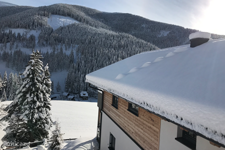Vakantiehuis Oostenrijk, Karinthië, Bad Kleinkirchheim vakantiehuis Chalet Toni