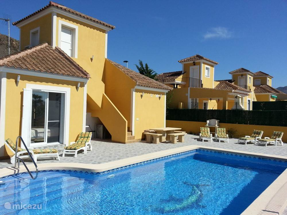 Vakantiehuis Spanje, Costa Cálida, Mazarrón - vakantiehuis Casa De Relax