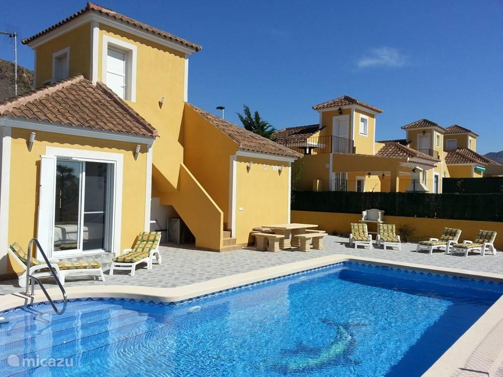 Ferienwohnung Spanien, Costa Cálida, Mazarrón ferienhaus Casa De Relax