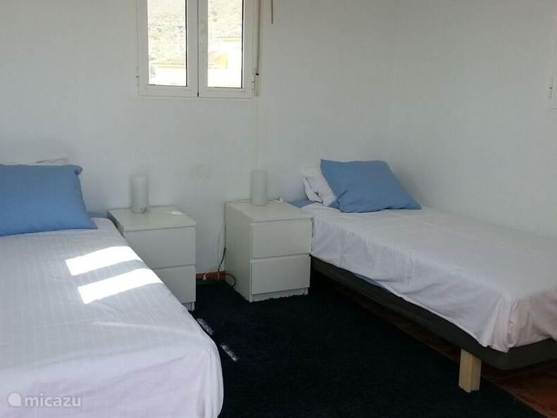 Derde slaapkamer in torentje met aparte opgang