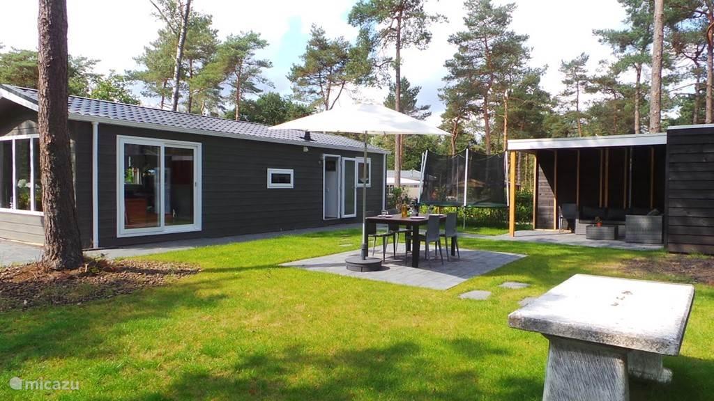 Vakantiehuis Nederland, Gelderland, Beekbergen - bungalow De Bosrand - Lierderholt
