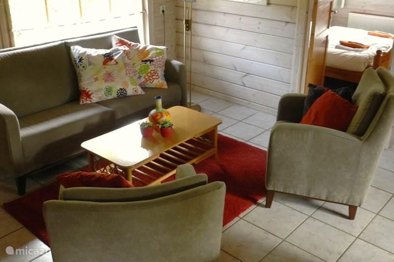 Vakantiehuis Nederland, Gelderland, Winterswijk Chalet De Specht