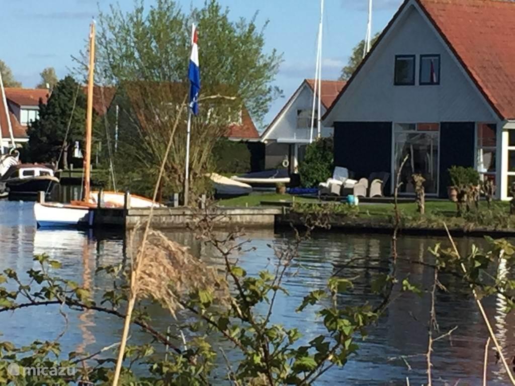 Vakantiehuis Nederland, Friesland, Grouw Vakantiehuis Carpe Diem