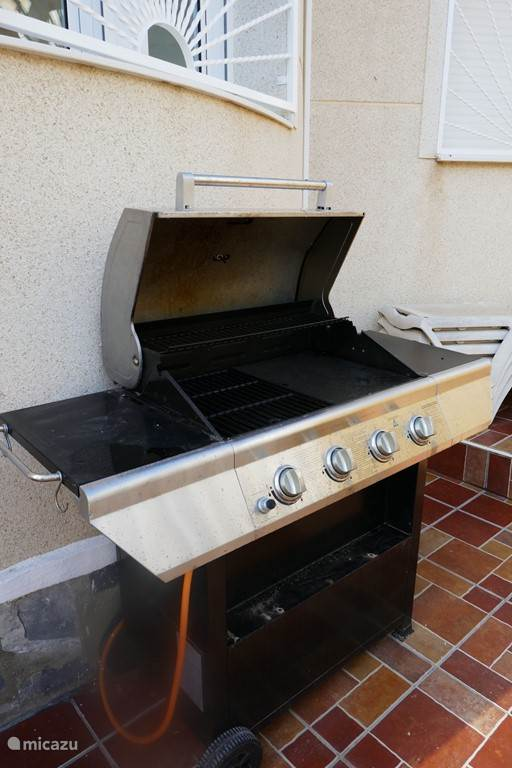 Gasbarbeque