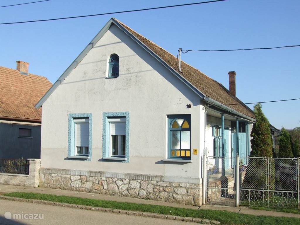 Vakantiehuis Hongarije – vakantiehuis Das Alte Schusterhaus