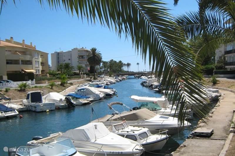Vakantiehuis Spanje, Costa Blanca, Javea Villa Mooie Villa 6-8 p met nieuw zwembad