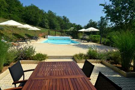 Vakantiehuis Frankrijk, Lot, Souillac vakantiehuis Le Manoir - gîte Duras - 4 personen