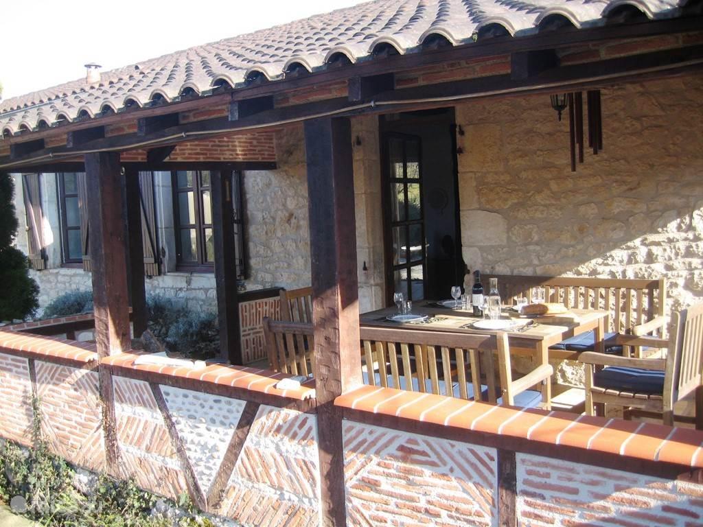Vacation rental France, Dordogne, Souillac villa Ciel Bleu