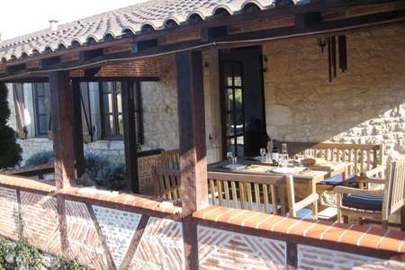 Vacation rental France, Lot, Souillac villa Ciel Bleu