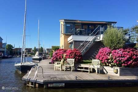 Vakantiehuis Nederland, Friesland, Woudsend - vakantiehuis Huisjeheeg