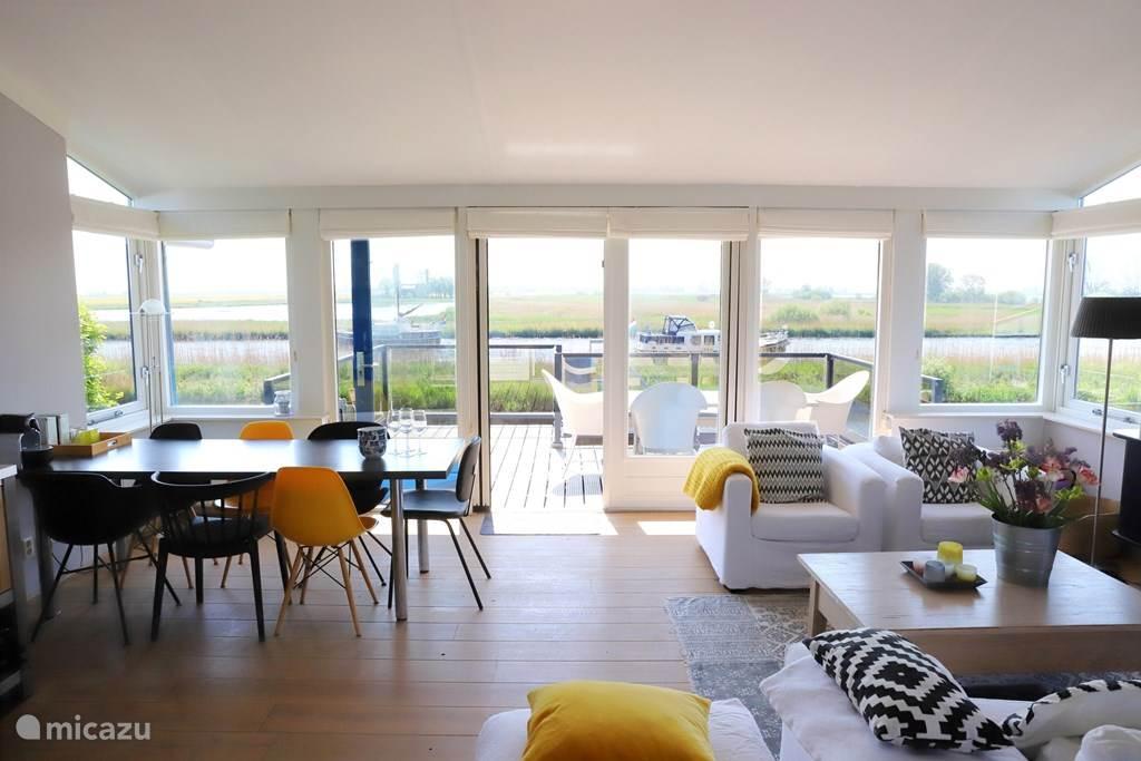 Vakantiehuis Nederland, Friesland, Heeg Vakantiehuis Huisjeheeg