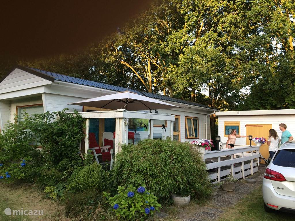 Vakantiehuis Nederland, Friesland – chalet Chalet Rijsterbos