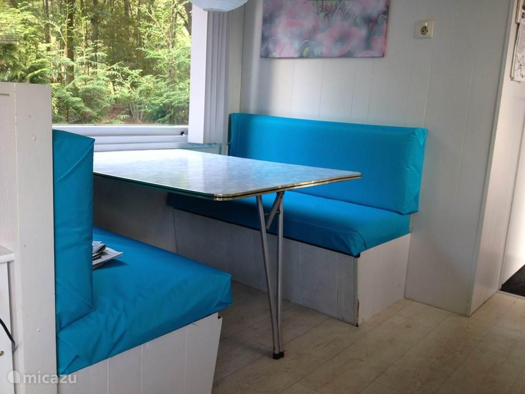 Vakantiehuis Nederland, Friesland, Rijs Chalet Chalet Rijsterbos
