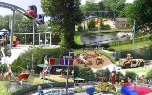 Speelpark vlakbij chalet
