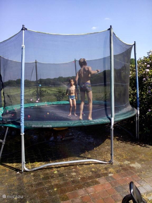 De trampoline