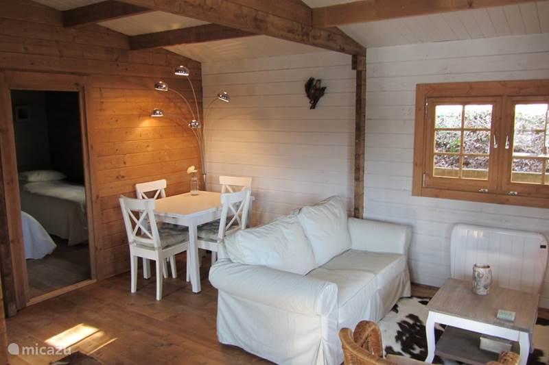 Vakantiehuis Frankrijk, Nièvre, Corancy Chalet Les Moulins au bord du lac