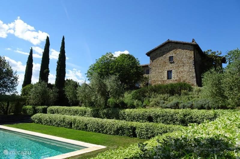 Vakantiehuis Italië, Umbrië, Orvieto Villa Tenuta del Conte