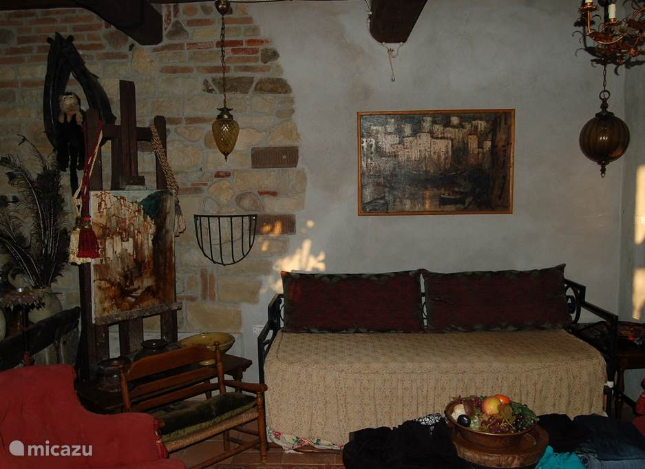 Zit/slaapkamer Fontana