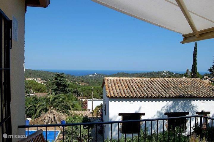 Prachtig zeezicht vanop diverse terrassen