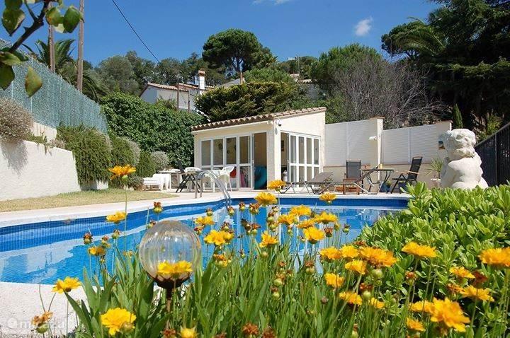 Vakantiehuis Spanje, Costa Brava, Platja d'Aro villa Gulle Villa