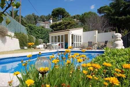 Vakantiehuis Spanje, Costa Brava, San Antonio de Calonge - villa Gulle Villa