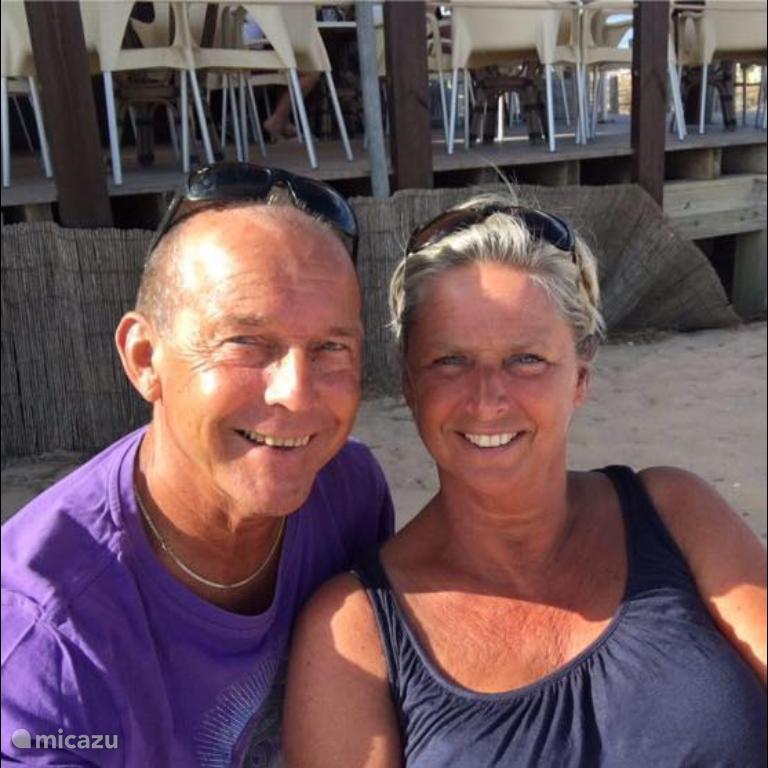 Yvonne en Chris  van Haasteren
