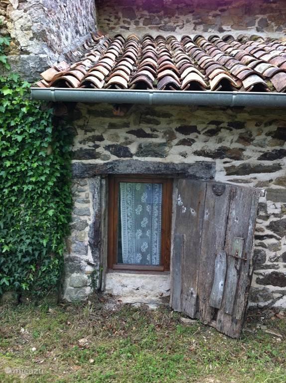 achterkant kleine huis