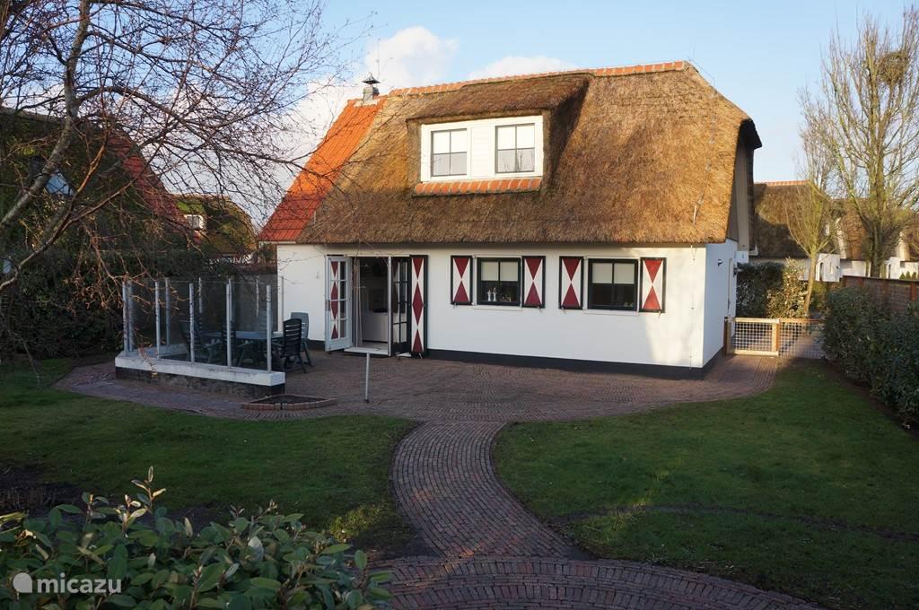Vakantiehuis Nederland, Noord-Holland, Callantsoog villa Villa Buitenplaats 58 Callantsoog