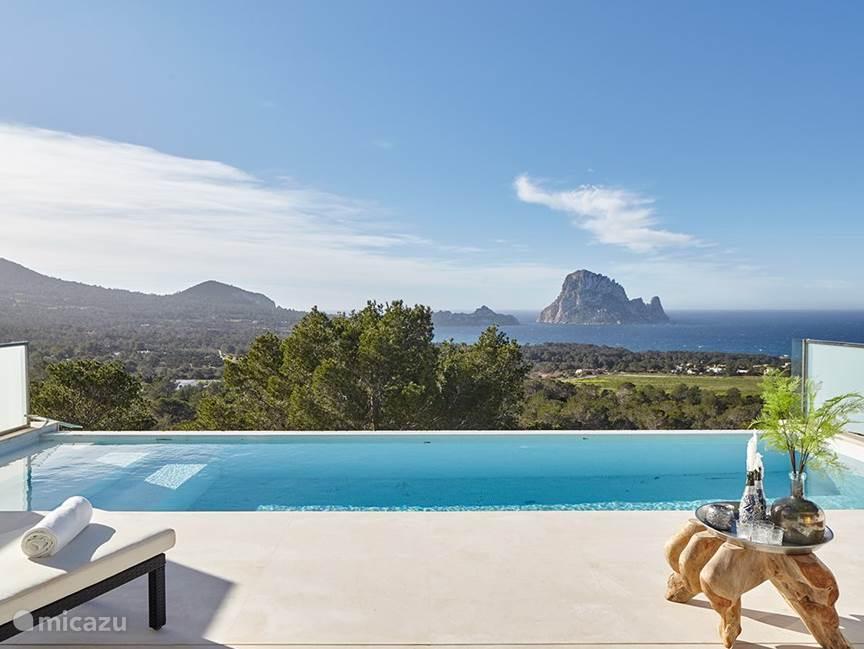 Vakantiehuis Spanje, Ibiza, Ibiza Stad villa Residencia de la Fe