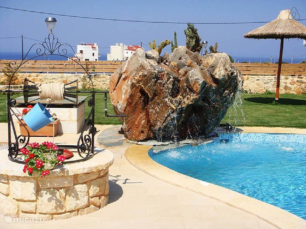 Vakantiehuis Griekenland, Kreta, Hersonissos villa Villa Valentine