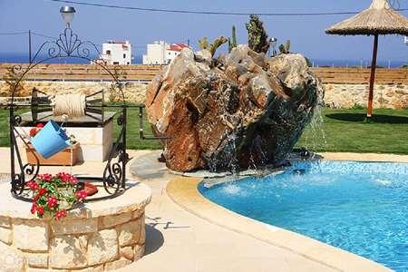 Vakantiehuis Griekenland – villa Villa Valentine