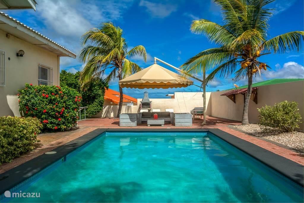 Vacation rental Curaçao, Curacao-Middle, Saliña villa Villa Felis