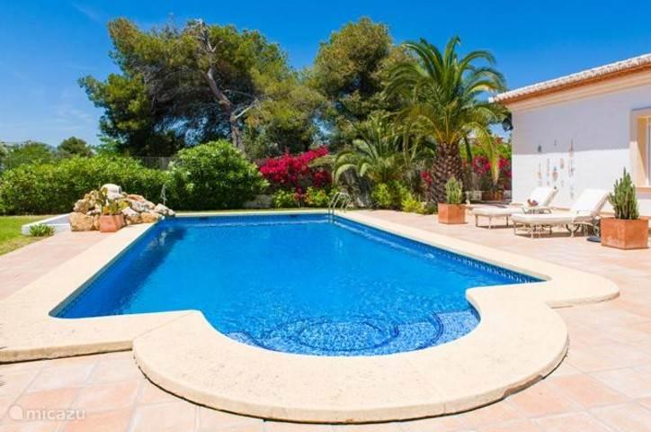 Vakantiehuis Spanje, Costa Blanca, Javea Villa Villa Pura Vida