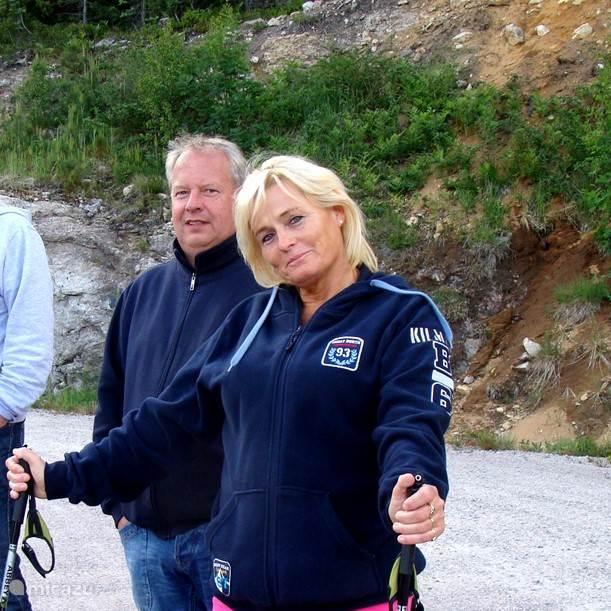Werner en Monique Hoekstra