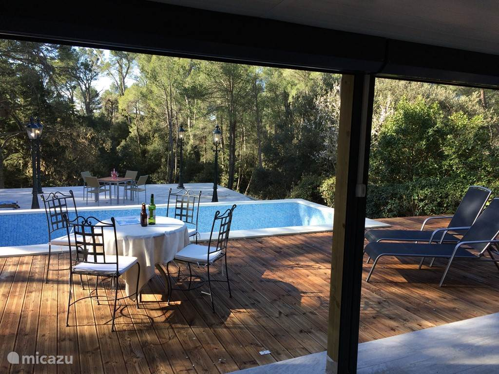 Vacation rental France, Languedoc-Roussillon, Moussan holiday house L 'Amandier