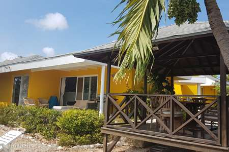 Vacation rental Curaçao, Banda Ariba (East), La Privada (Mambo Beach) bungalow Bungalow Pacifico