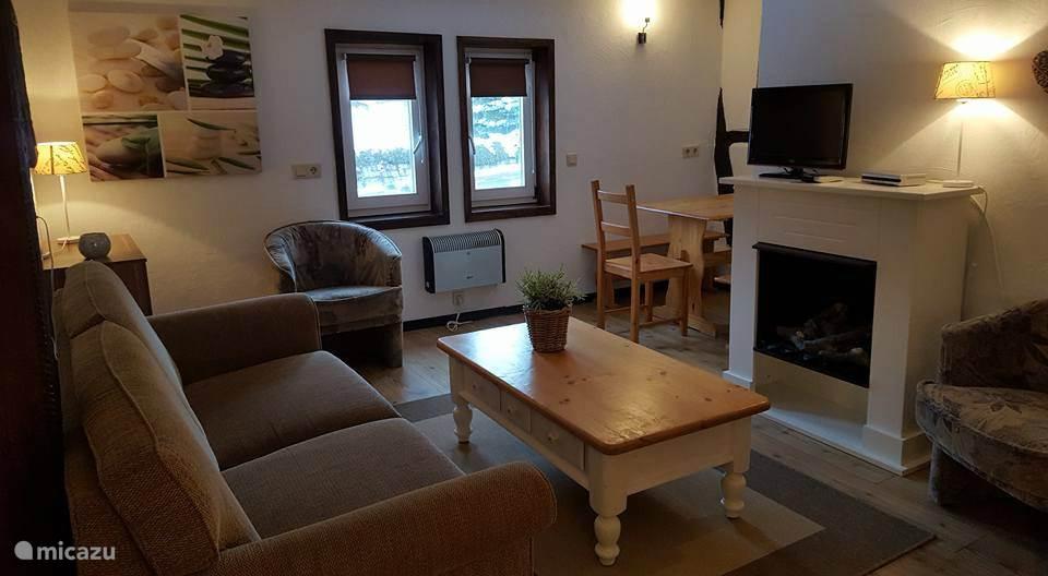 Vakantiehuis Duitsland, Rijnland-Palts, Sabershausen - Hünsruck Appartement Steenenhoeve appartement 2
