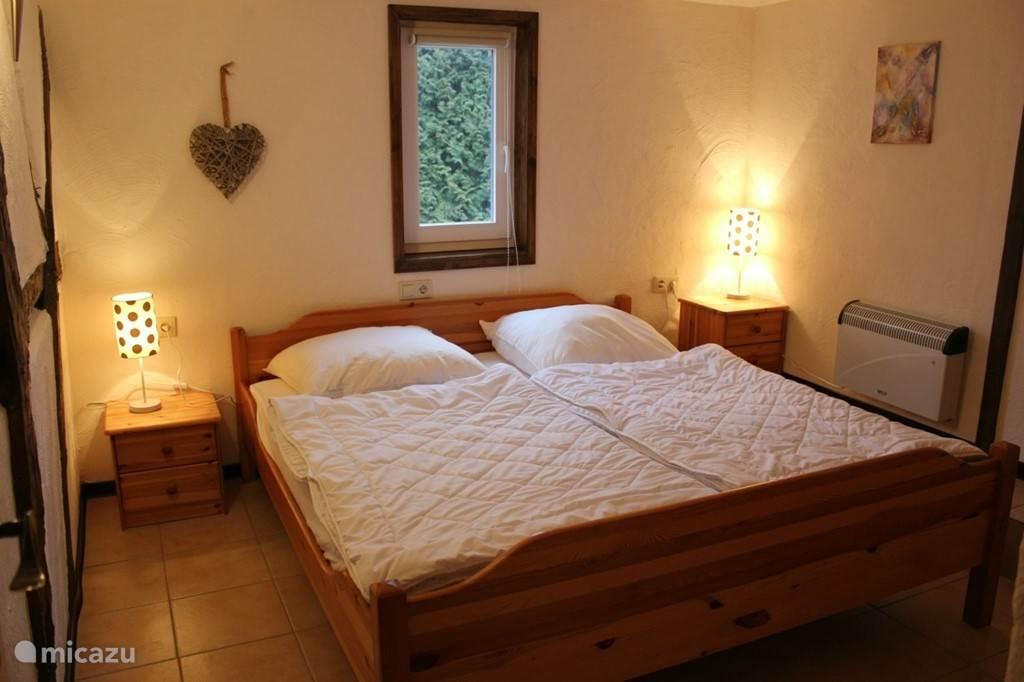 appartement 2 persoons slaapkamer