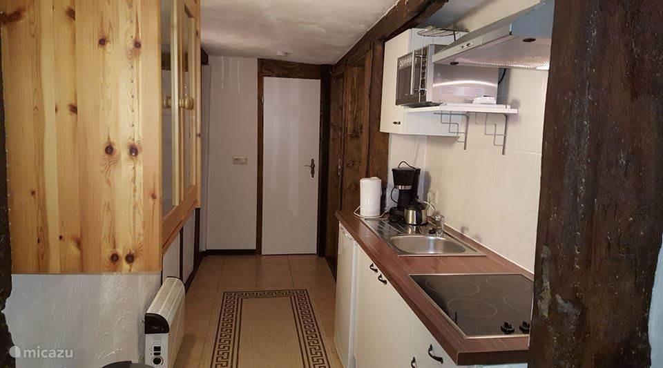 Appartement 2 de keuken