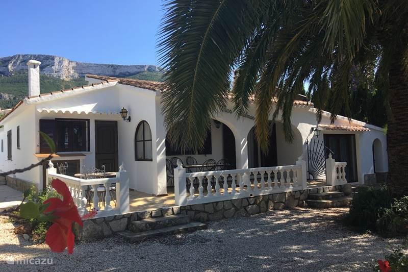 Vakantiehuis Spanje, Costa Blanca, Dénia Villa Casa Tres Palmas