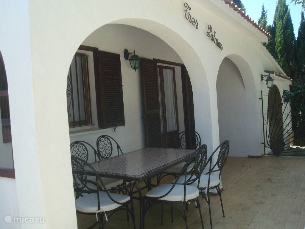 Villa Tres Palmas naya