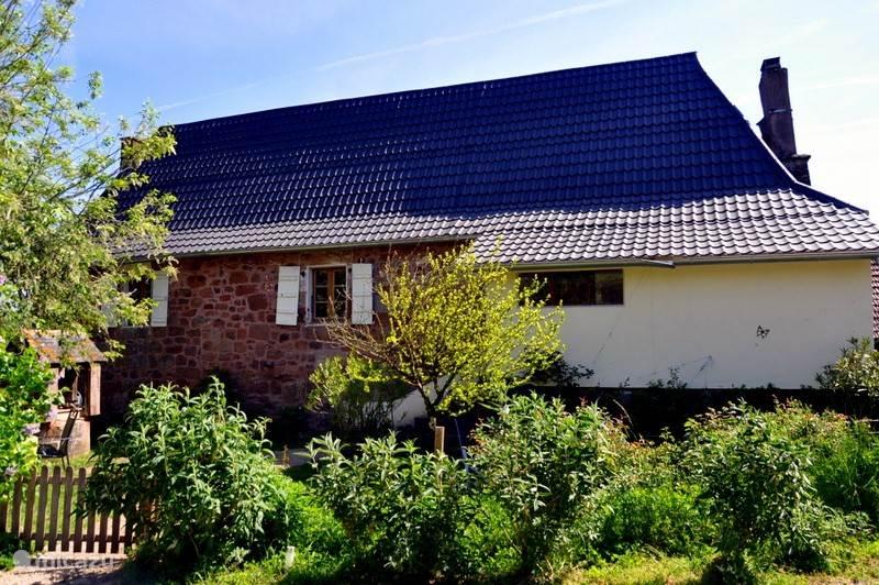 Vakantiehuis Frankrijk, Limousin, Louignac gîte / cottage De Boerderij