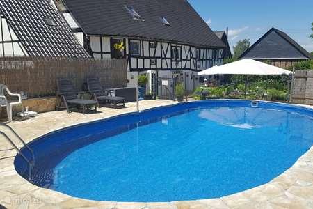 Vakantiehuis Duitsland, Rijnland-Palts, Sabershausen - Hünsruck appartement Steenenhoeve-appartement 3