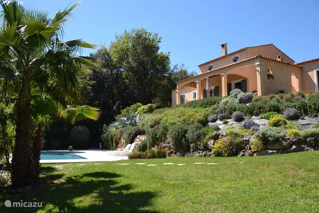 Vacation rental France, French Riviera, Valbonne villa Villa Valbonne (12km Cannes)