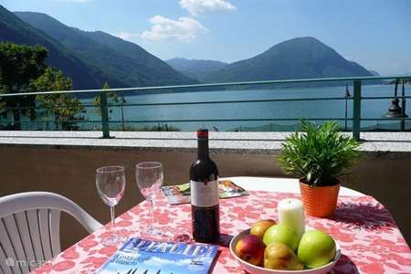 Vacation rental Italy, Italian Lakes, Porlezza apartment P12BDR1