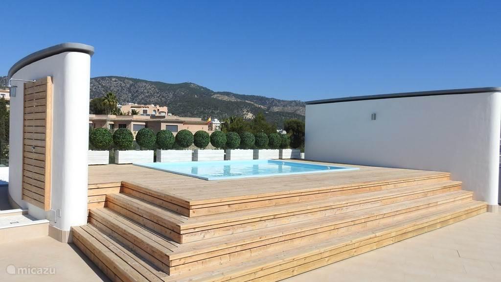 Vakantiehuis Spanje, Mallorca – appartement BalearBeach direct aan zee en strand