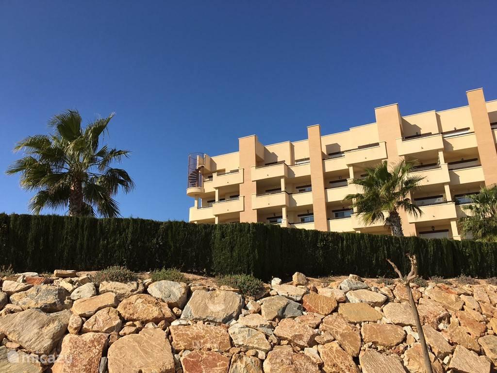 Vakantiehuis Spanje, Costa Cálida – appartement Vakantie Appartement Murcia