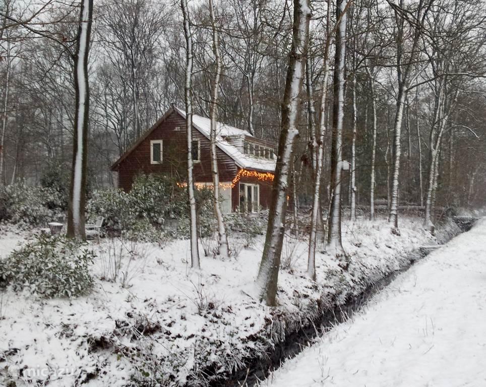 Vakantiehuis Nederland, Drenthe, Doldersum Vakantiehuis Buitenkans