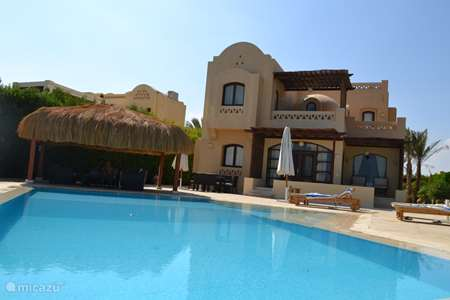 Vacation rental Egypt, Red Sea, El Gouna villa Villa Saluma